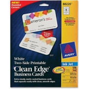 Avery Clean Edge 88220 Business Card