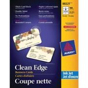 Avery Clean Edge 88221 Business Card