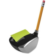 Post-it Pop-up Notes Golf Club Dispenser