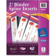 Avery Binder Spine Insert - 2