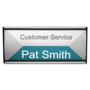 Advantus People Pointer Wall Sign