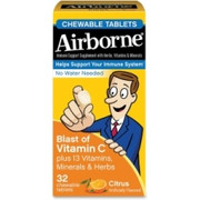 Advantus Airborne Citrus Flavored Chewable Tablets