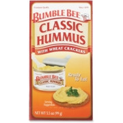 Bumble Bee Classic Hummus w/Crackers