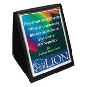 Lion Flip-N-Tell Display Easel Book - 1
