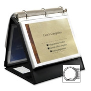 Lion Insta-Cover Ring Easel Binder - 1
