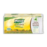 Marcal Small Steps Recycled Luncheon Napkin - 1