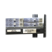 C-line HOL-DEX Magnetic Shelf/Bin Label Holders - 2