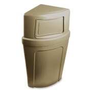 Continental Corner Round Receptacle