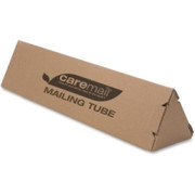 Caremail Triangle Mailing Tube