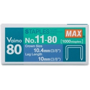 MAX Vaimo 80 Stapler Replacement Staples