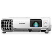 Epson PowerLite 97 LCD Projector - 720p - HDTV - 4:3