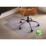 E.S.ROBBINS Gen7V Natural Origins Chairmat with Lip