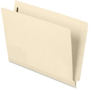 Pendaflex Laminated Spine Manila End Tab Fastener Folder