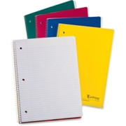 Ampad Earthwise Recycled 3HP Notebooks - 1