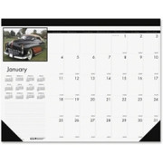 House of Doolittle Classic Cars Calendar Desk Pad