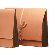 Redweld Wallet/Pocket with Envelope Flap & Cloth Tie