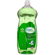 Green Works Manual Pot & Pan Dishwashing Liquid