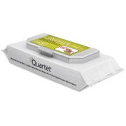Quartet Whiteboard Cleaning Wipes Caddy Refill