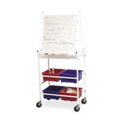 Balt Easel Cart with Wheels
