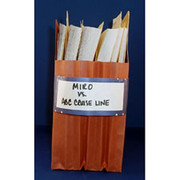 Tabbies File Pocket Label/Handles - Dark Blue