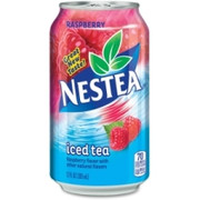 Nestea Raspberry Iced Tea Can