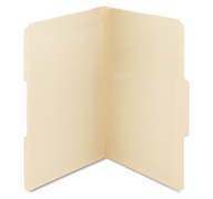 Sparco Top Tab Manila File Folder - Legal Size