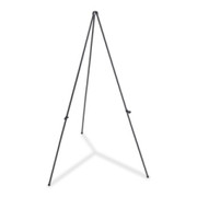 Lorell Heavy duty Adjustable Display Folding Easel
