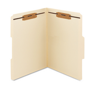 Legal Size Top Tab Manila File Folder - Fastener Pos. 1 & 3