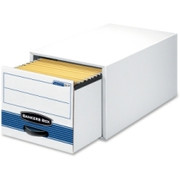 Bankers Box Stor/Drawer Steel Plus - Letter - TAA Compliant