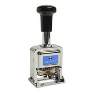 Sparco Self-Inked 7 Wheels Automatic Numbering Machine