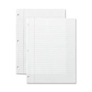 Sparco Standard White Filler Paper - 1
