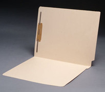 End Tab Manila File Folder - Manila