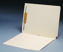 End Tab Manila File Folder - Manila - 2