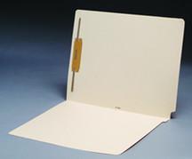 End Tab Manila File Folder - Manila - 2