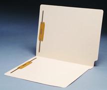 End Tab Manila File Folder - Manila - 4