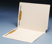 End Tab Manila File Folder - Manila - 5
