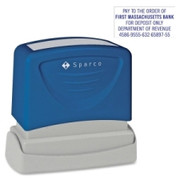 Sparco Endorsement Stamp