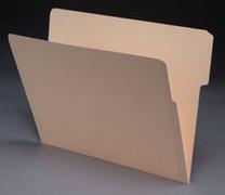 End Tab Manila File Folder - Manila - 15