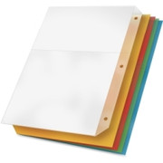 Cardinal Poly Ring Binder Pocket