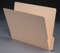 End Tab Manila File Folder - Manila - 17