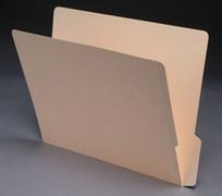 End Tab Manila File Folder - Manila - 17