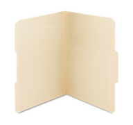 Top Tab Manila File Folder - 1/3 Cut