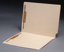 End Tab Manila File Folder - Manila - 18
