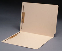 End Tab Manila File Folder - Manila - 20