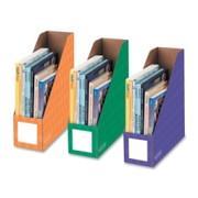 "Bankers Box 4"" Magazine File Holders - 1"