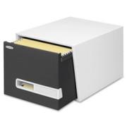 """Bankers Box Stor/Drawer Premier - 18"""" Letter, Black"""