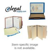 Top Tab Pressboard Folder - Blue - 1