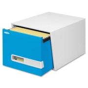 """Bankers Box Stor/Drawer Premier - 18"""" Letter, Blue"""
