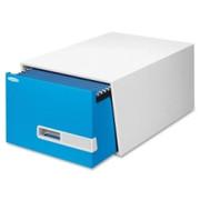 "Bankers Box Stor/Drawer Premier - 24"" Legal, Blue"