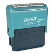 Xstamper Self-Inking Message Stamp - 2